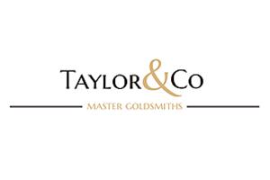 The William Agency Taylor & Co Master Goldsmiths Logo