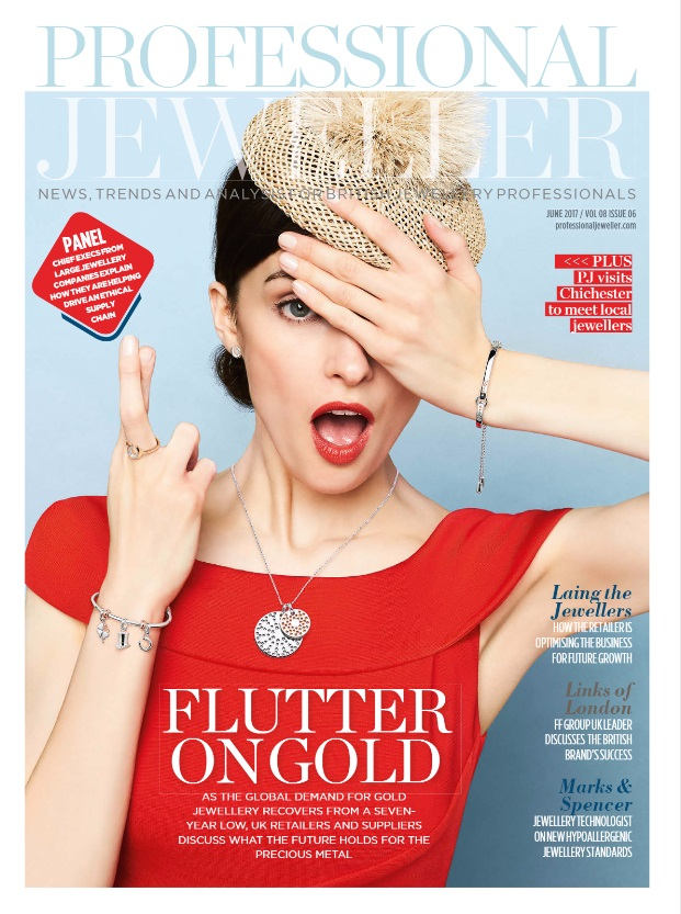 Professional Jeweller June 2017 issue cover