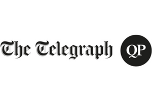 The William Agency Telegraph SalonQP Luxury Watches Logo