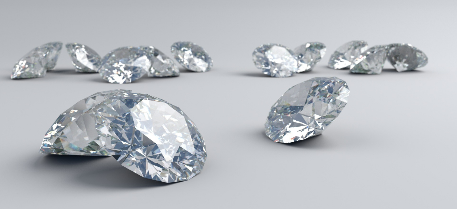 Pure Brilliant Diamonds The William Agency - SEO and CRO Audits and Implementation - Client History